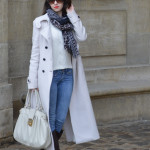 Look do Dia – Inverno em Paris no Château de Vincennes