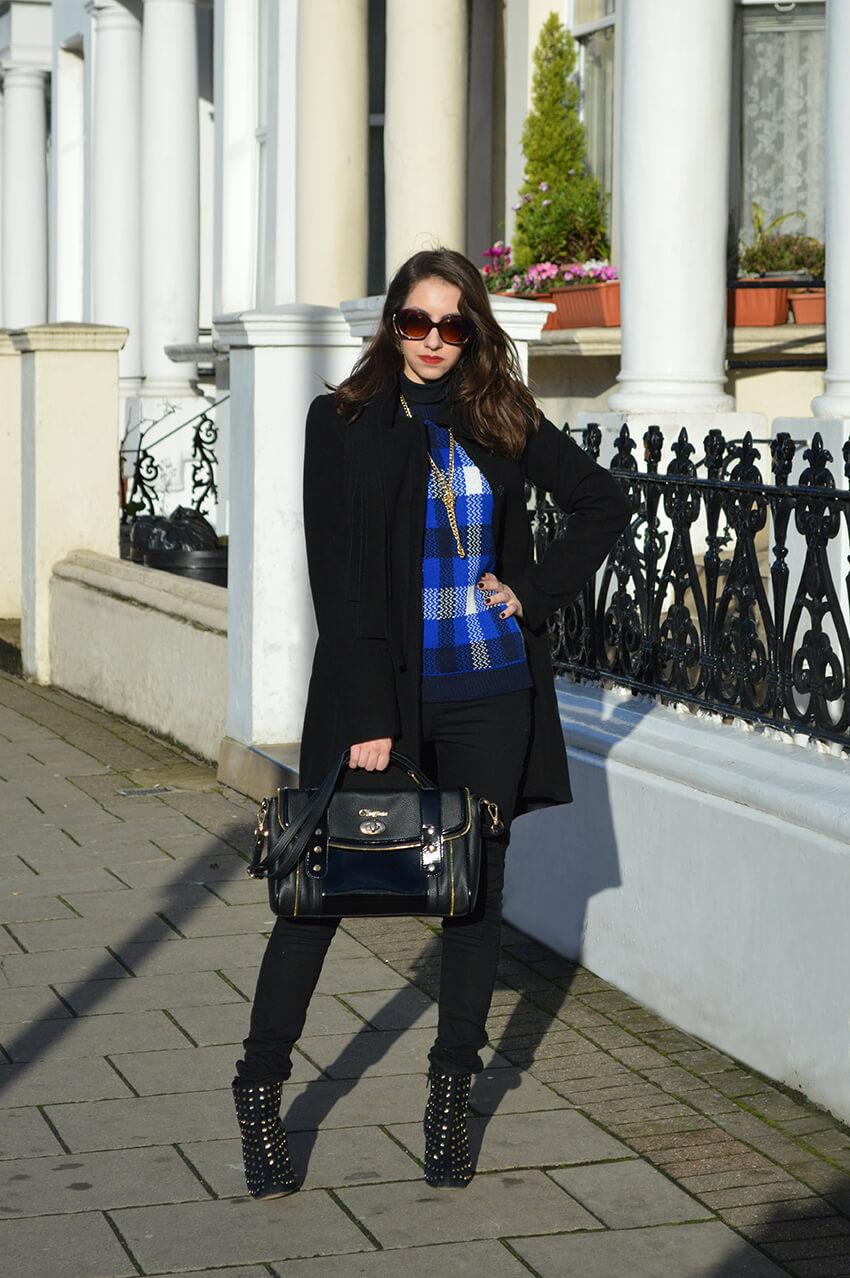 Look do Dia - Inverno 2014 em Londres