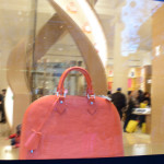 Vitrine Selfridges em Londres – Louis Vuitton