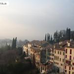 Vitrine em Asolo na Itália