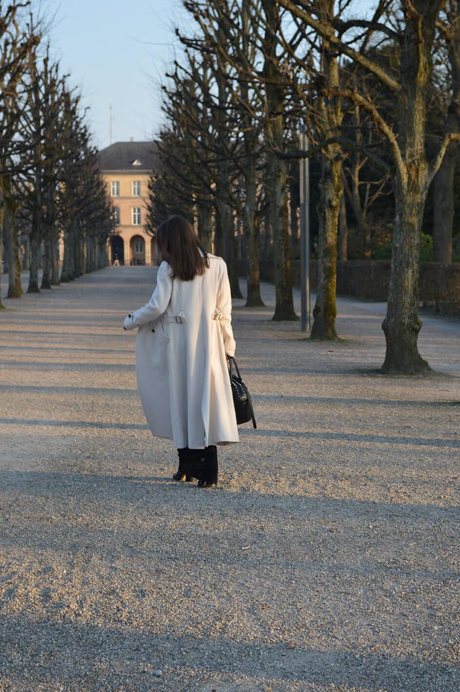 Look do Dia - Inverno 2014 em Karlsruhe na Alemanha