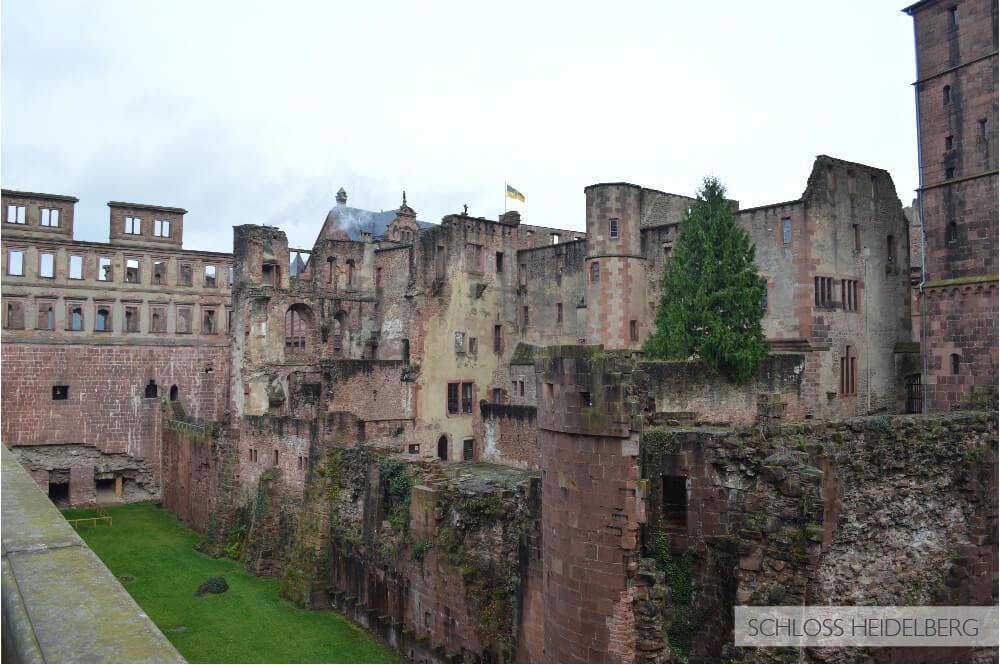 Castelo de Heidelberg - Alemanha
