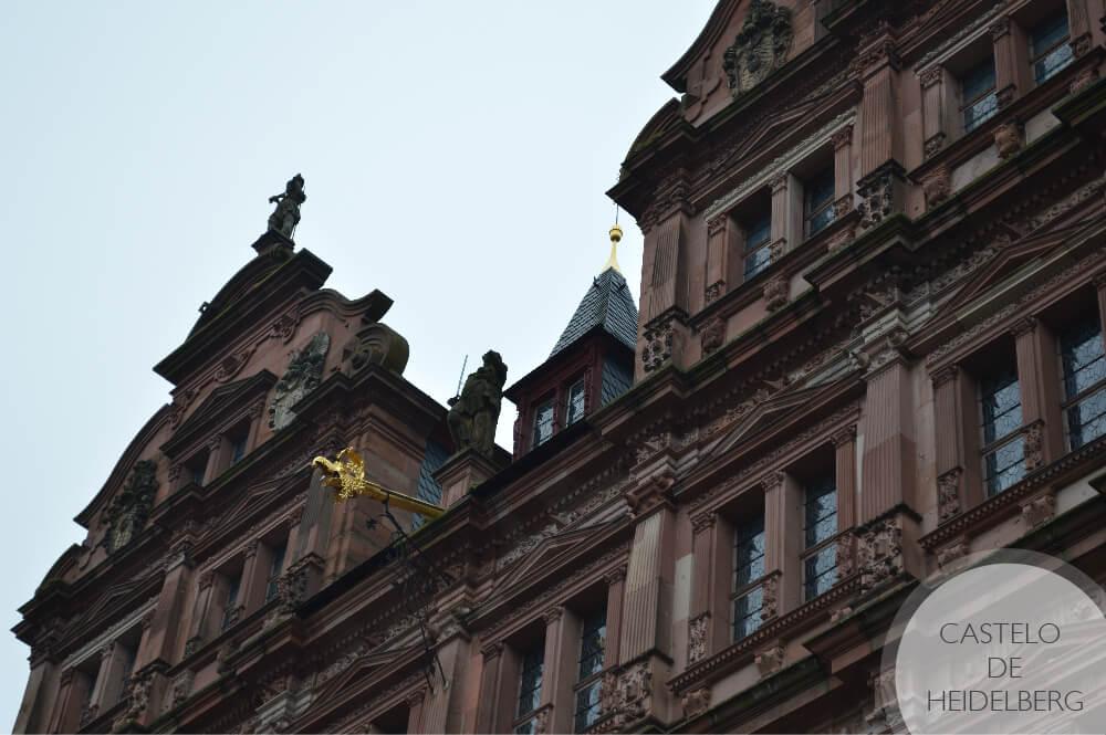 Castelo de Heidelberg - Alemanha | Schloss Heidelberg
