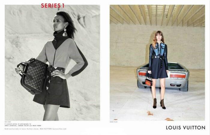 Campanha da Louis Vuitton Fall/Winter 2014.15: Series 1