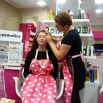 Curso de automaquiagem na Fever Beauty em Curitiba