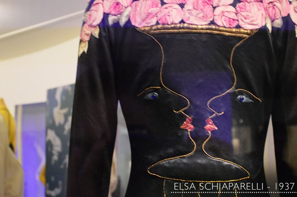Elsa Schiaparelli - 1937 no Victoria & Albert Museum em Londres