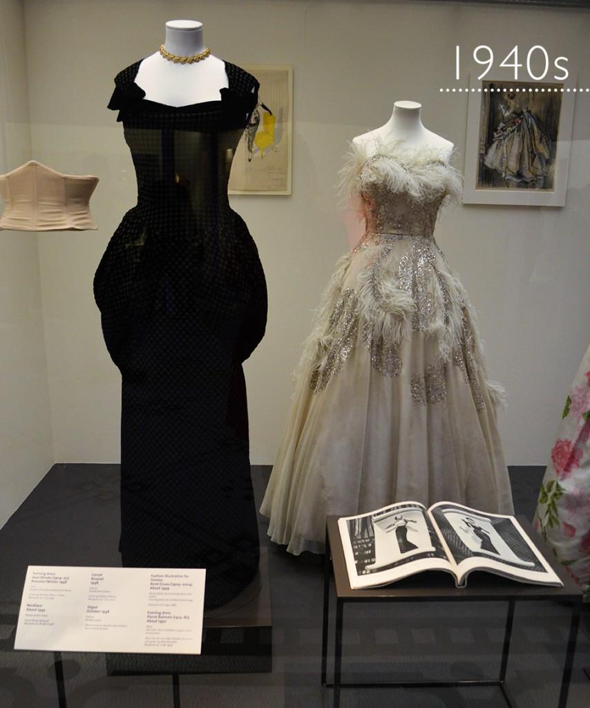 Coleção de moda do V&A Museum: 1940s