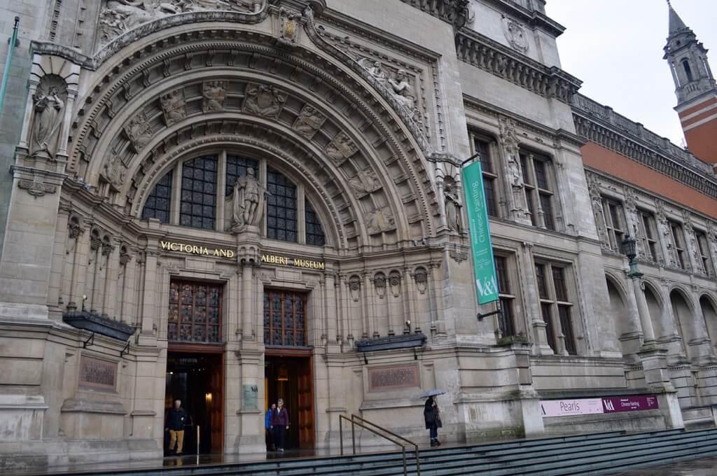 Victoria & Albert Museum em Londres