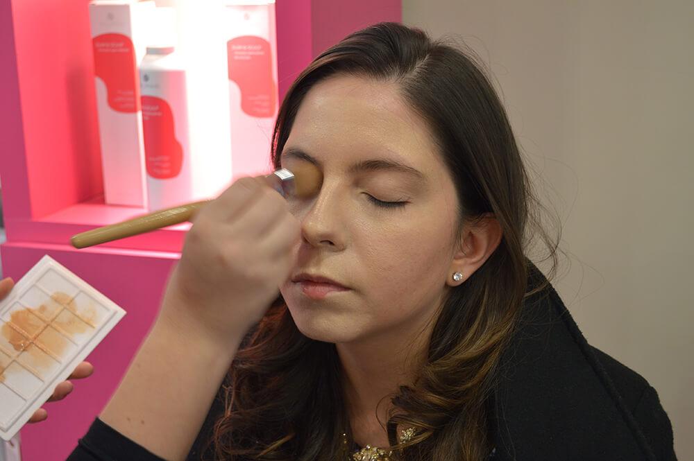 Dia de Diva: Maquiagem com rosa, neutra para o dia-a-dia.