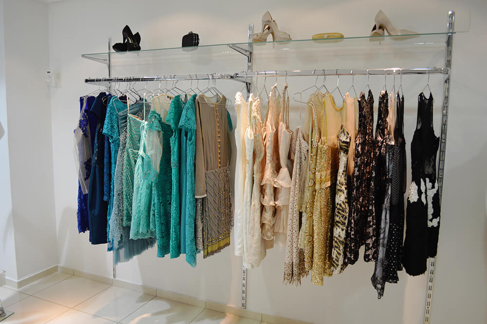 Lançamento Rafaela Mantovani em Curitiba - Vestidos de festa