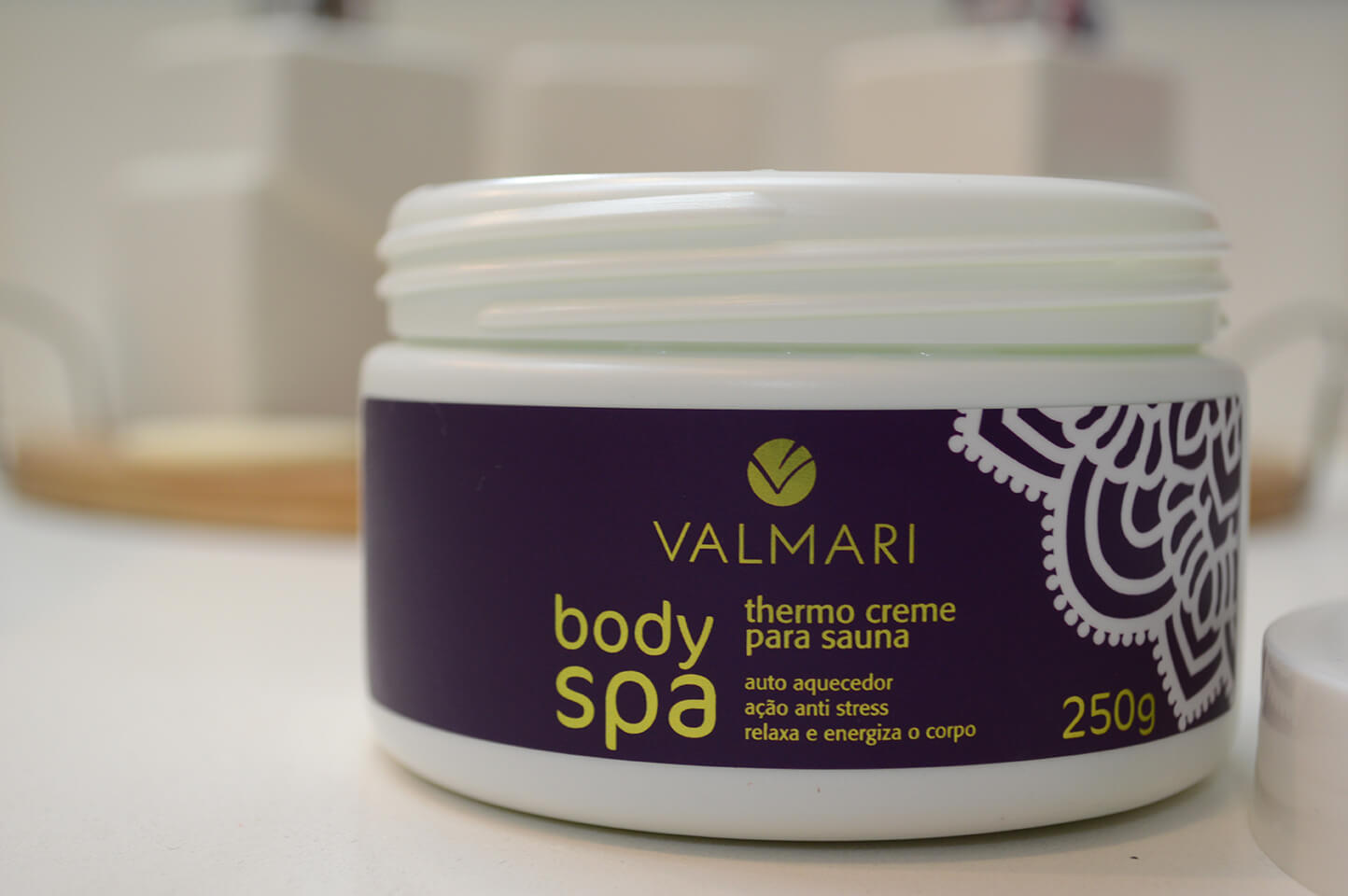 Valmari Body Spa Thermo Creme para Sauna