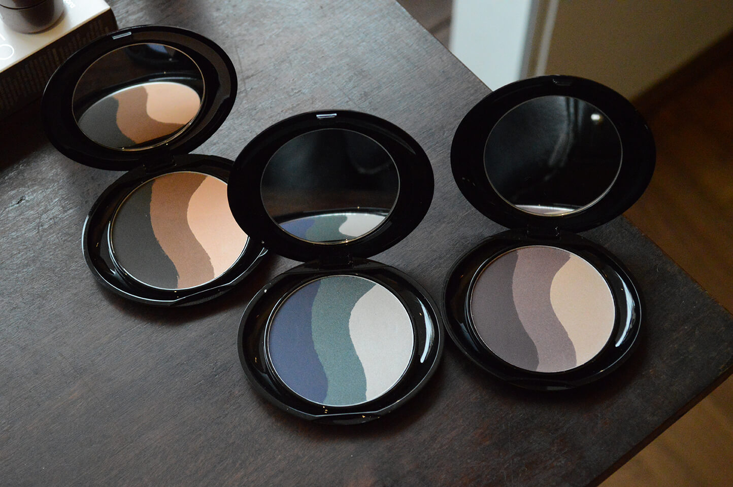 Color Attraction Sombra Trio da Eudora