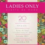 Ladies Only em Curitiba: produtos e marcas com descontos de até 70%