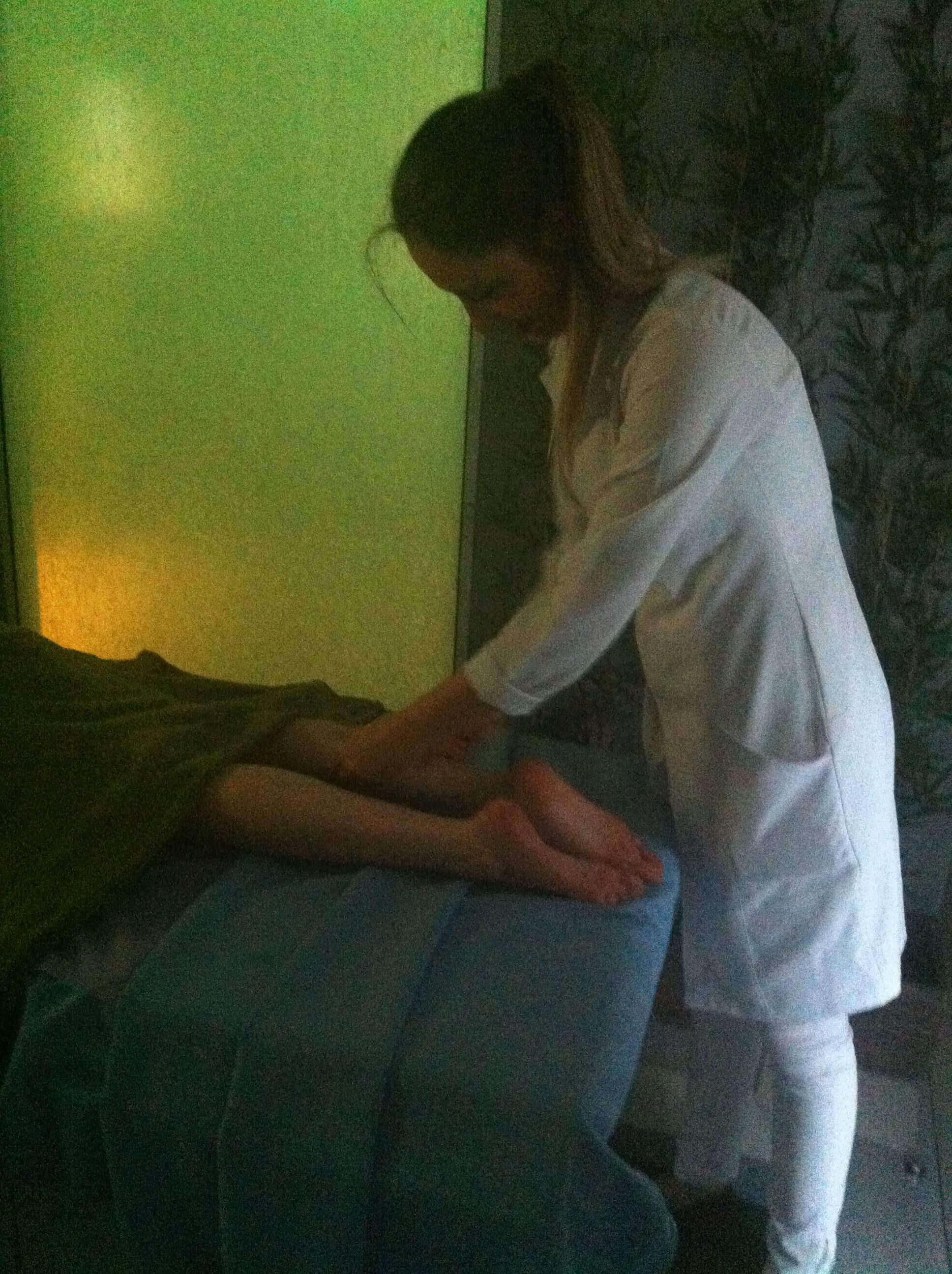 Massagem no Bambu Urban Spa by Vitaclin em Curitiba