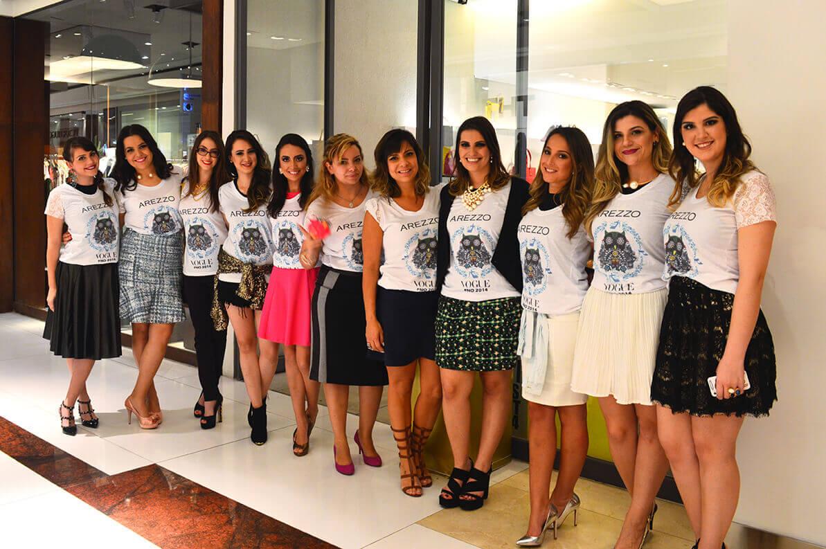 Blogueiras no VFNO 2014 em Curitiba.
