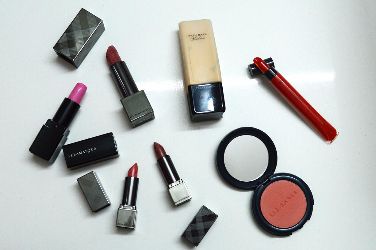 Marcas de maquiagens para comprar em Londres