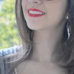 Novo corte de cabelo: Curto e assimétrico