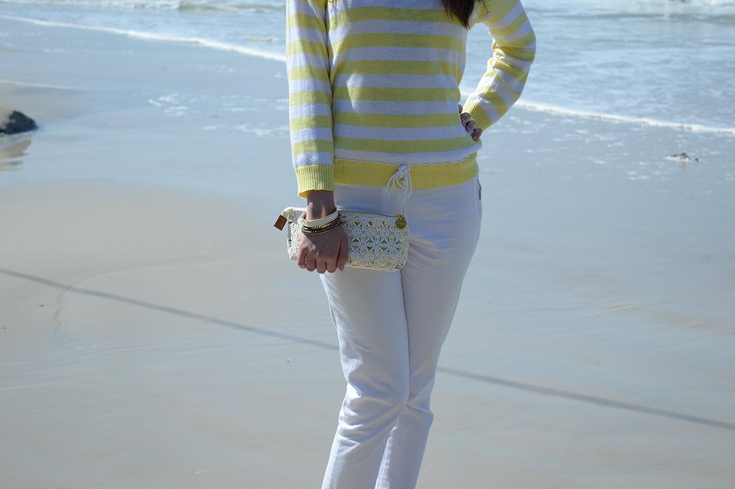 Detalhes: Look do dia na praia
