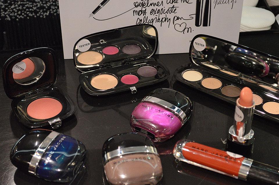 Maquaigens Marc Jacobs Beauty no Brasil na Sephora