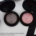 Resenha Eudora Sombras Mono Baked Cinza Belle e Rose Cetim