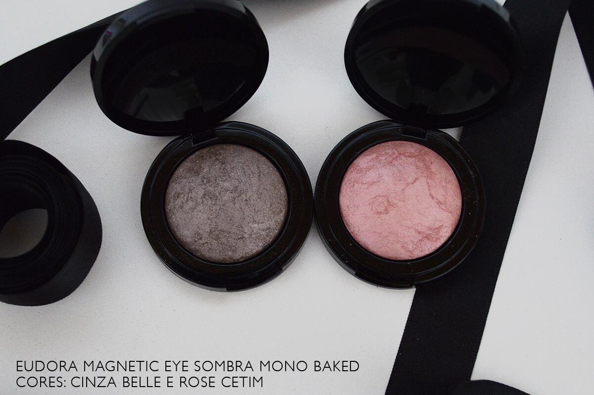 Magnetic Eye Sombras Mono Baked da Eudora