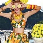 Biquíni e Maiô para o Verão na moda praia
