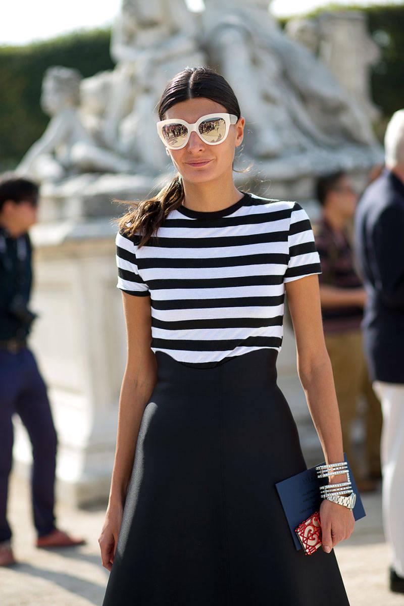 Giovanna Battaglia - Look PFW Spring 2015