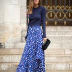 TOP 5 looks de street style da Paris Fashion Week