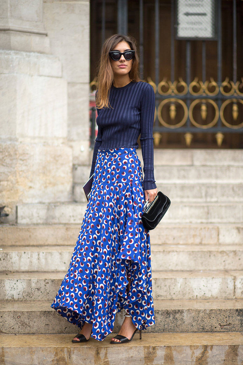 Top 5 Looks De Street Style Da Paris Fashion Week