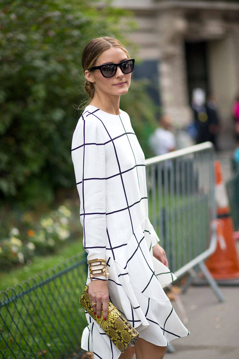Look Street Style PFW - Spring 2015