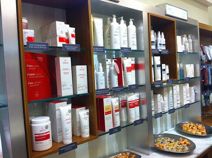 Nova loja da ADCOS cosméticos em Curitiba no Pátio Batel