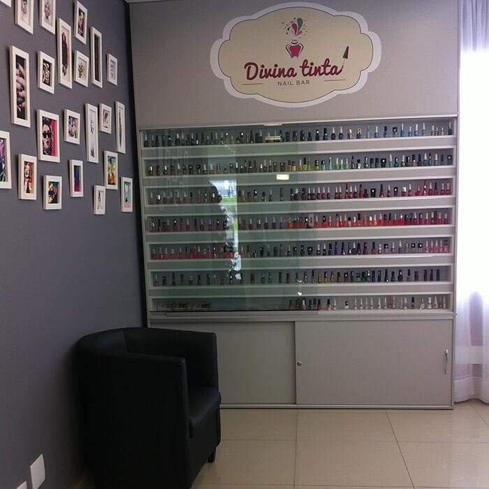 Divina Tinta no IC Hair Concept em Curitiba