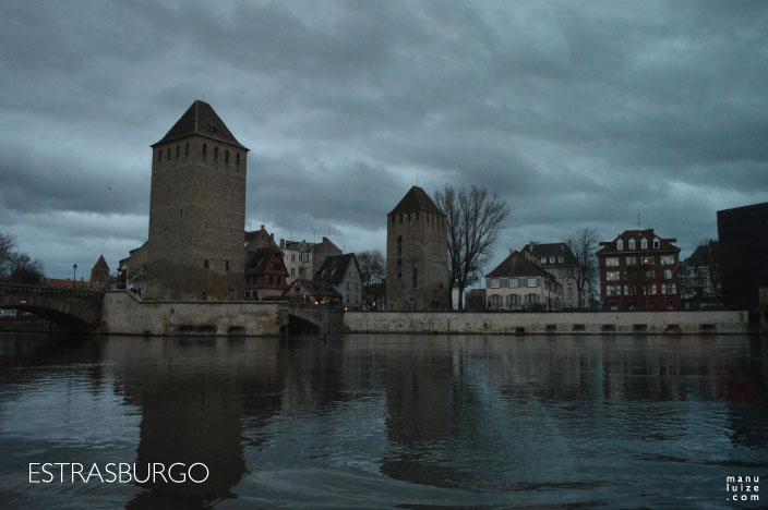 Strasbourg capital da Alsácia na França