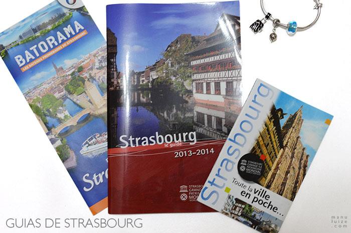 Guias de Viagem de Strasbourg na França