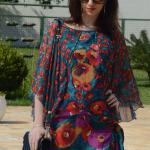 Look do dia: Vestido estampado para o Verão 2014/2015