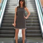 Look do Dia: Anos 60 na moda e vestido trapézio