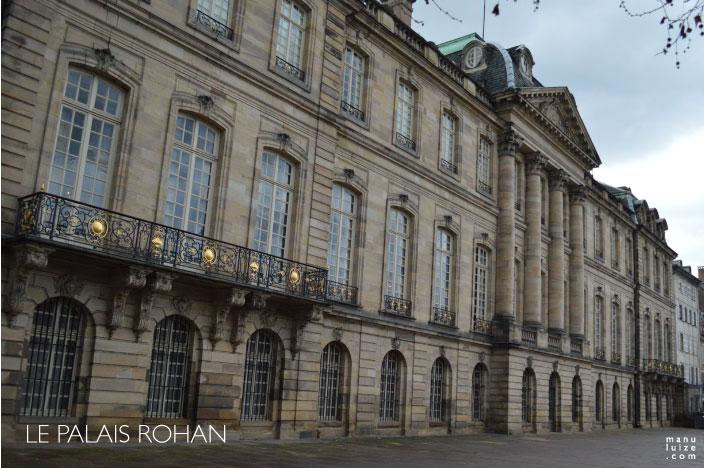 O que fazer em Strasbourg: Palais Rohan - França
