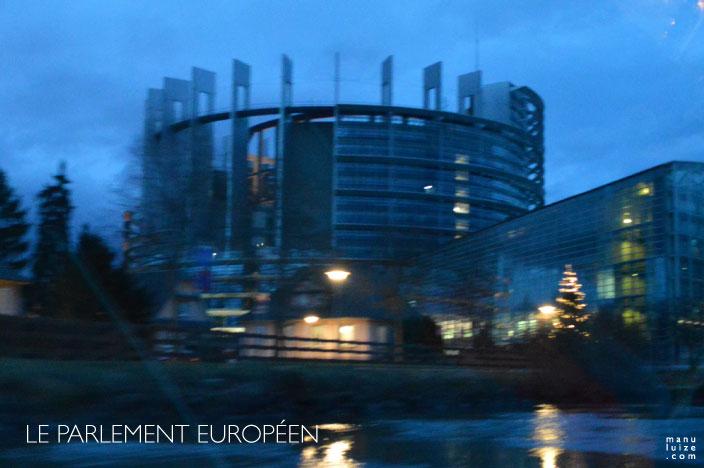 O que visitar em Strasbourg: Parlamento Europeu em Estrasburgo na França