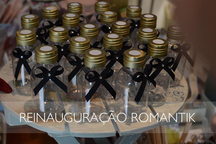Reinauguração Romantik em Curitiba