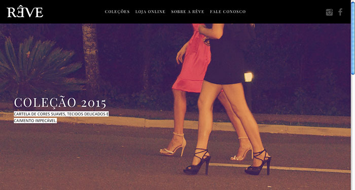 Reve lança e-commerce