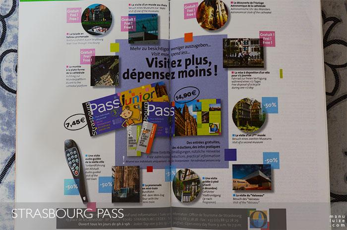 Strasbourg Pass: Passe para entradas em pontos turísticos de Estrasburgo
