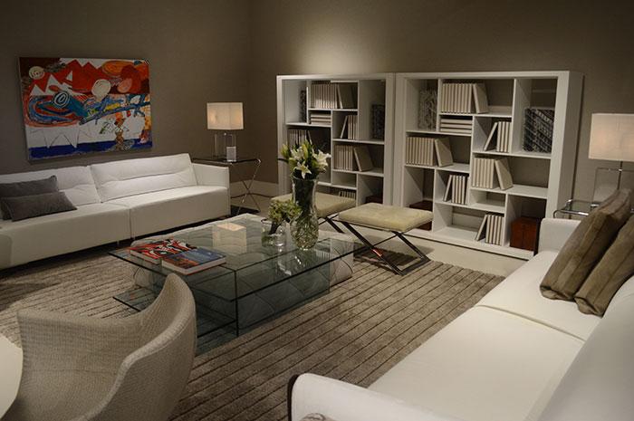Decoração de Sala: sala de estar da mostra Artefacto Curitiba 2014