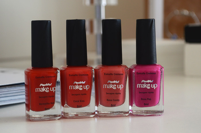 Esmaltes Colorful Make up Panvel