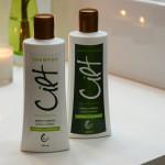 Shampoo e Condicionador Brilho e Maciez da Cilt Cosméticos