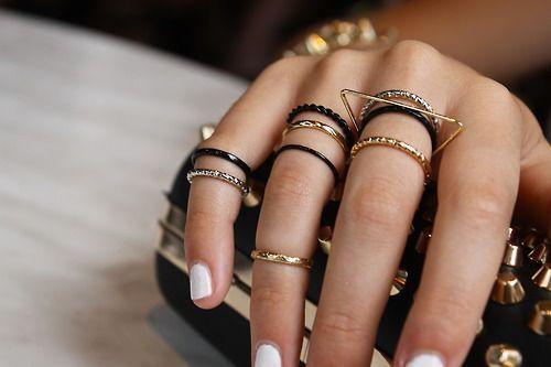 Como usar mix de anéis - Lulean