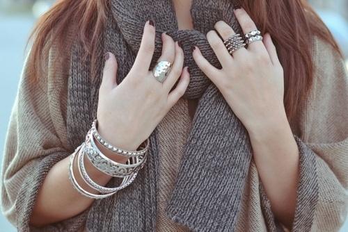 Lulean - Mix de anéis no inverno