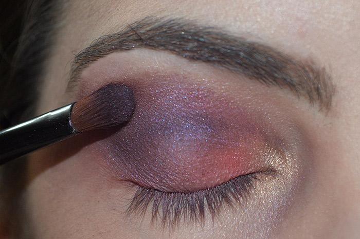 3o. passo: maquiagem de Carnaval