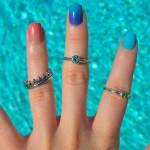 Unhas Decoradas: Tutorial Ombré Nails