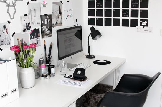Decoração de Home Office (escritório)