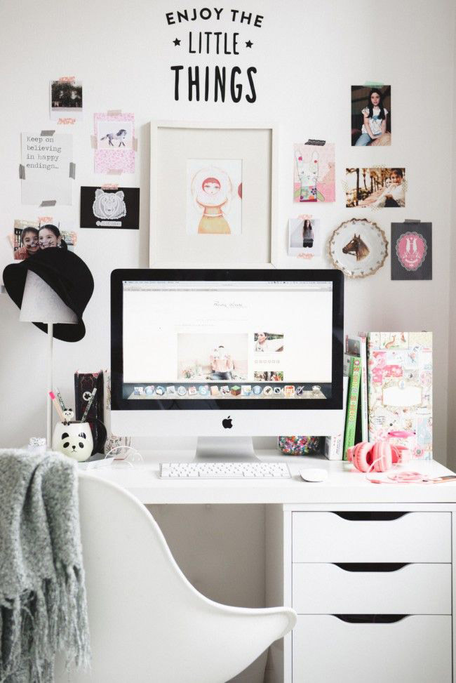 Decora o de home office archives manu luize for Best home decor blogs 2015
